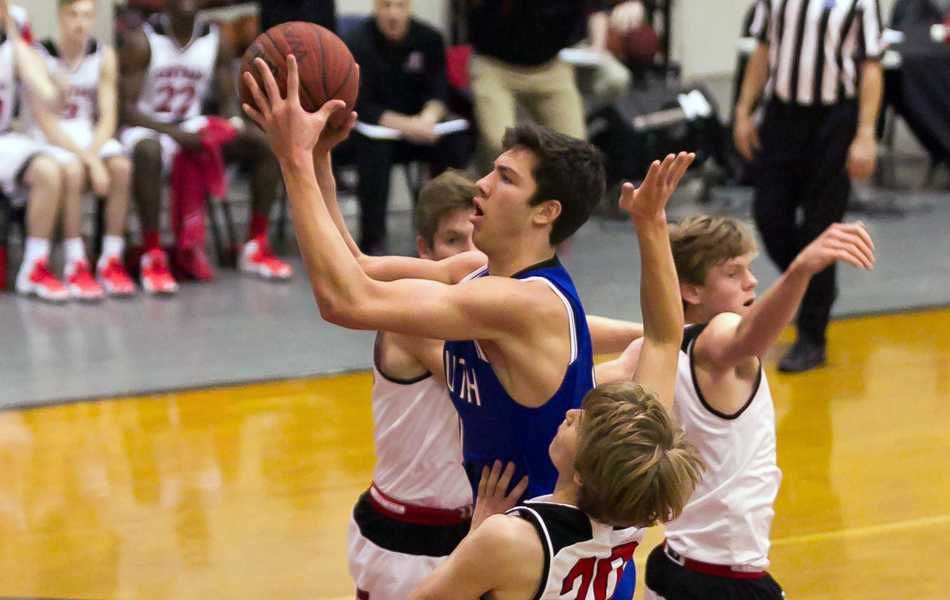 Basketball: South Forsyth's Evan Cole de-commits from UNCW ...